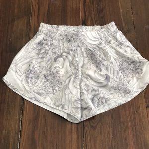 Lululemon Hotty Shorts